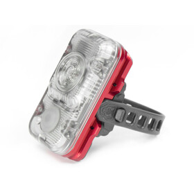 Lupine Rotlicht Bike Light red